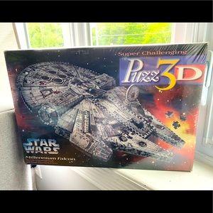 Star Wars Millennium Falcon (1995) 3D Puzzle